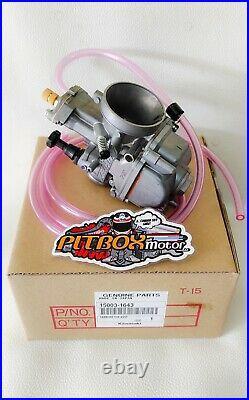 OEM Kawasaki Carburetor Keihin PWK 28 mm KX100 KX 100 85 all years 15003-1643