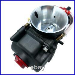 PWK34 Manual Choke Carburetor Zongshen NC250 Water-cooled Engine Carburetor