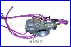 PWK36 Carburetor Carb 36mm For 250cc 500cc Suzuki LT250 LT500 ATV QUAD 4 Wheeler