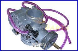 PWK38 Carburetor Carb 38mm Parts For Kawasaki KX125 KX250 KX500 Dirt Pit Bikes