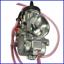 PWK38 Carburetor For Honda TRX250R CR250 ATC250R LT250 LT500 250cc 500cc Carb