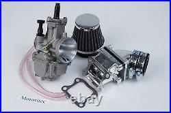 Performance Intake 28mm PWK Carburetor for DIO 50 90cc KYMCO Honda Elite