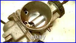 Polaris RMK 700 Snowmobile 1998-99 2 Carburetor Carbs PWK K90A AKJO Cable