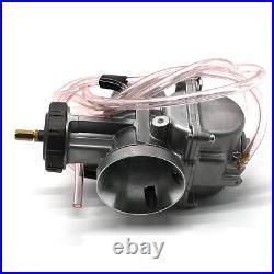 YSW Universal 40mm PWK PWK40 Carburetor For Dirt Bike Motorcycle Scooter ATV
