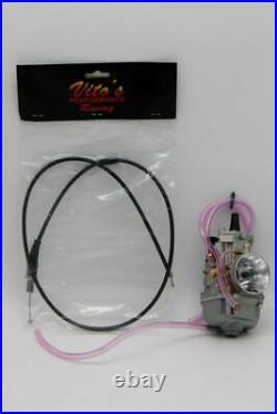 Yamaha Blaster 28Mm 28 Mil Larger Carb Carburetor Kit With Vito's Cable Pwk